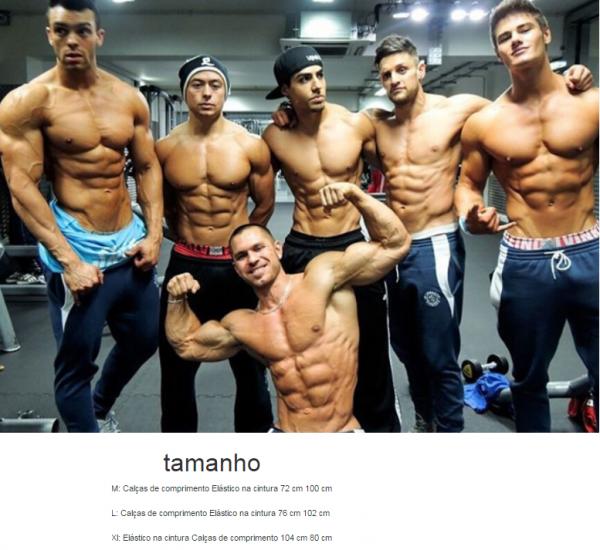 28ba3b1577d88 Calças Masculinas Da Gym Shark